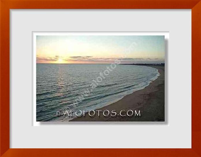 fotos de puestas de Sol