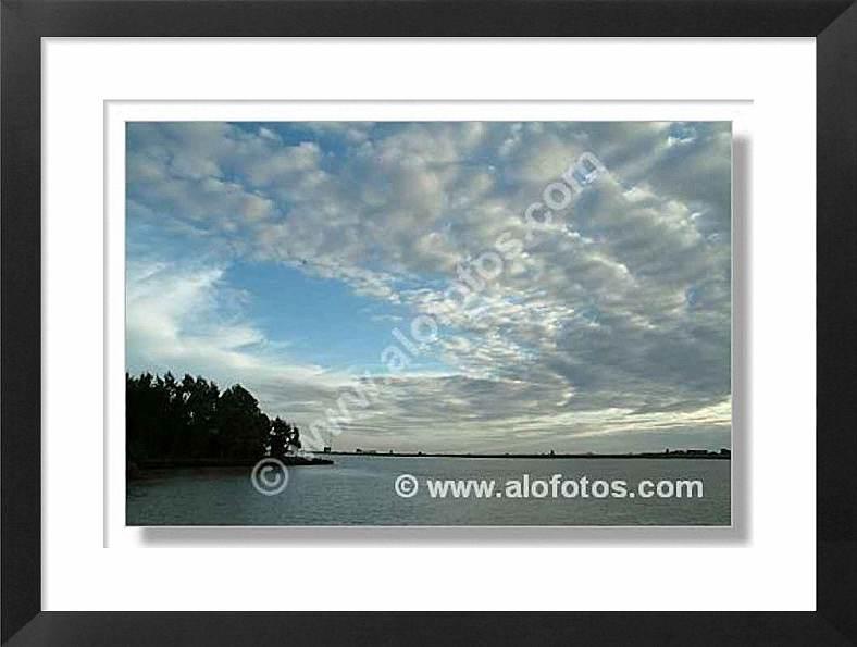 paisajes con nubes