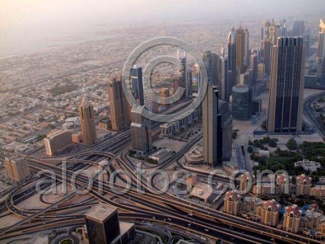 paisajes urbanos con rascacielos