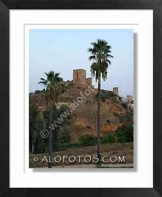 castillo arabe, Alcala  de Guadaira
