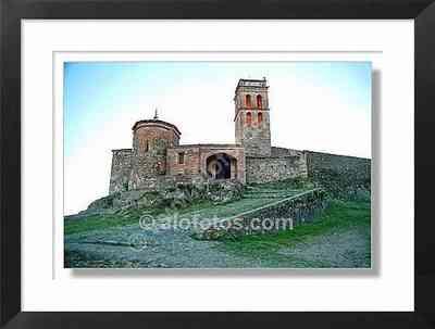Almonaster la Real, castillo