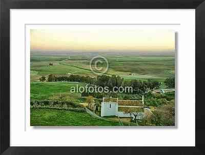 Sevilla, vega - campos de cultivo