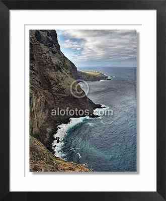 acantilados, Parque de Teno, Tenerife