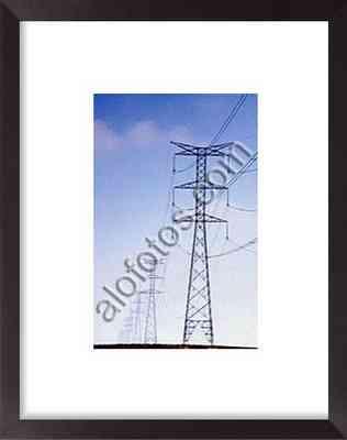 Torres electricas, fotos de formas